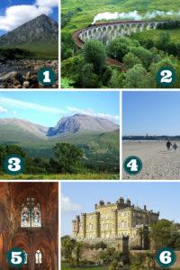 Scotland Films Locations
