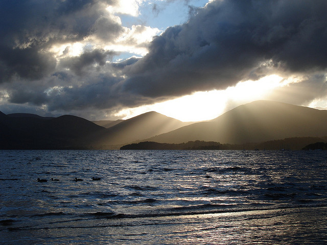 Loch Lomond (Photo by: Colin Campbell)