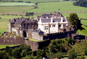 Stirling Castle (Photo credit (John McPake)